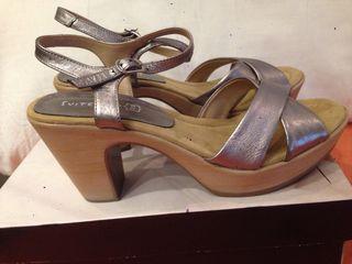 Zapatos mujer elegantes tacón alto