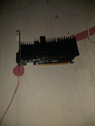 TARJETA GRAFICA GIGABYTE GT710 2GB