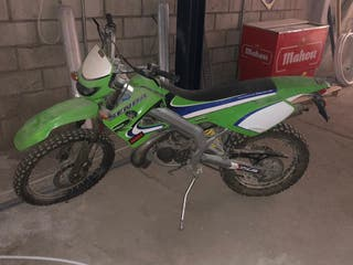 Moto Derbi Senda 50cc