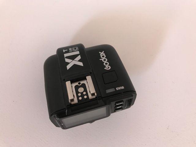 Flash y disparadores radiofrecuencia