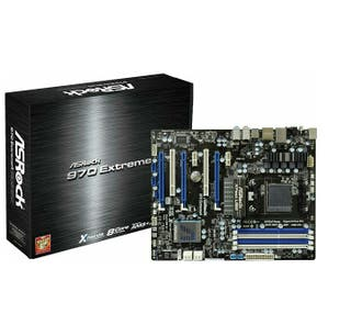 Placa base AMD AM3+ Asrock 970 Extreme 4