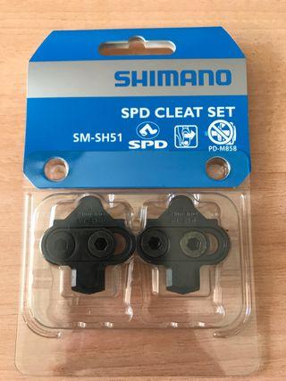 Calas MTB Shimano