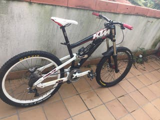 """bicicleta descenso KTM TRIBUTE 26"""" DOWNHILL"""