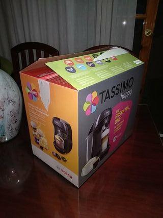 NUEVA Cafetera Bosch Tassimo Happy