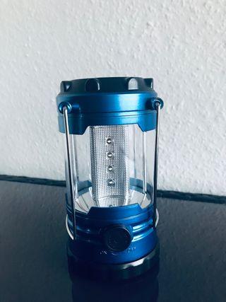 Lámpara LED de Camping!
