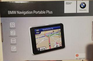 GPS BMW Navigation Portable Plus