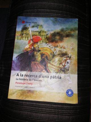 LIBRO DE LECTURA :A LA RECERCA D'UNA PATRIA