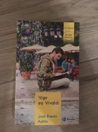 """Libro""""Vigo es vivaldi"""""""