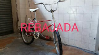 Bicicleta bmx clasica