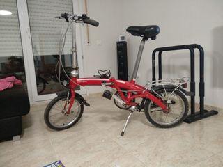 9fcb2f3cb2f Bicicleta plegable de segunda mano en la provincia de Tarragona en ...