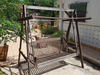 mueblario completo jardin