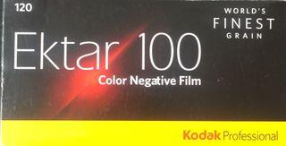 kodak Película Negativo Color 120 ektar 100