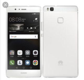Huawei P8 lite blanco en perfecto estado