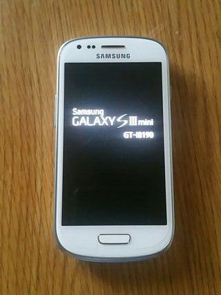 26d1ab7c495 Galaxy Mini S3 de segunda mano en WALLAPOP