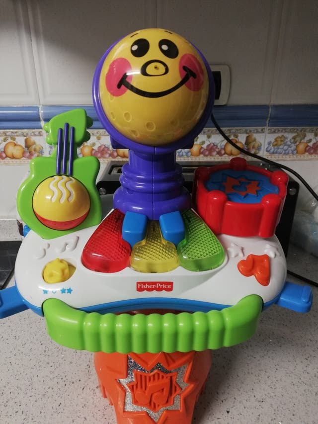 juguete multifunciones fisher price