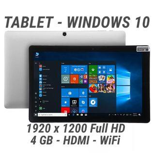 Tablet Windows / 10' / FHD / 4GB