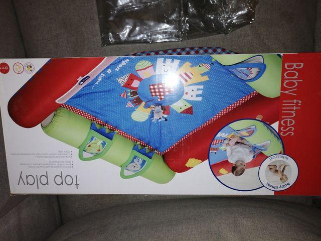 Parque hinchable para bebés top play Imaginarium