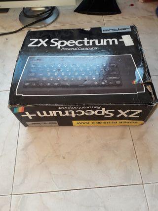 ZX espectrum +