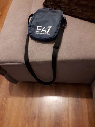bandolera, bolso EA7 emporio Armani