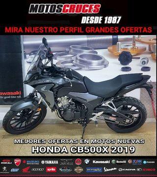 0d522d04e7e Motos Moto Honda CB 300 de segunda mano. 2019 HONDA CB500X SOLO NUEVAS  MEJORES OFERTAS