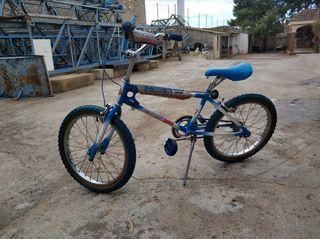 bici BMX clásica Derbi Panther