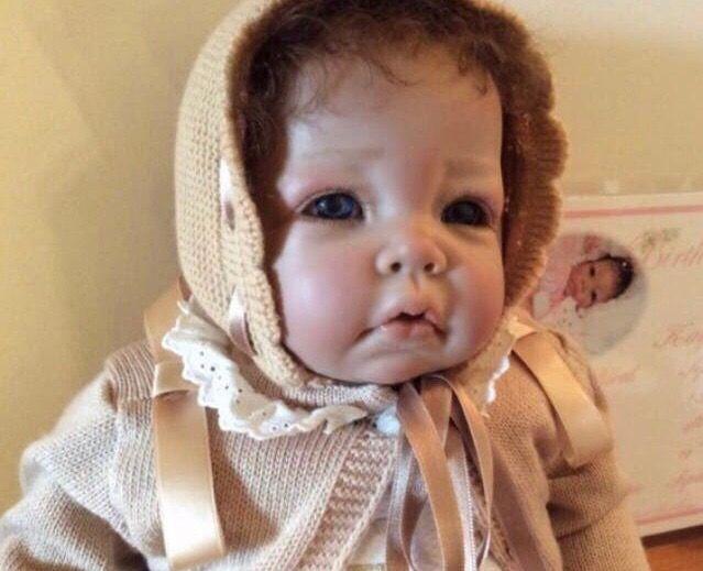 Muñeco reborn