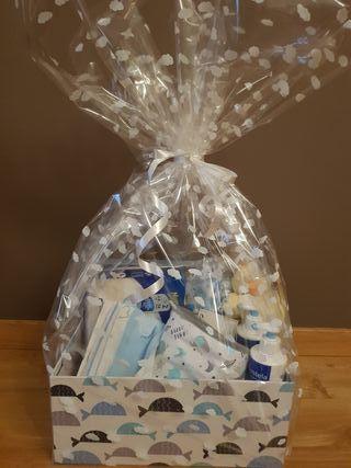 cestas de nacimiento desde 50€