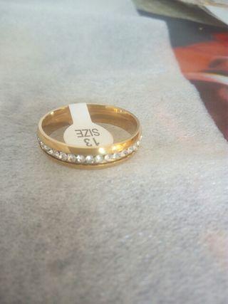 anillo nuevo