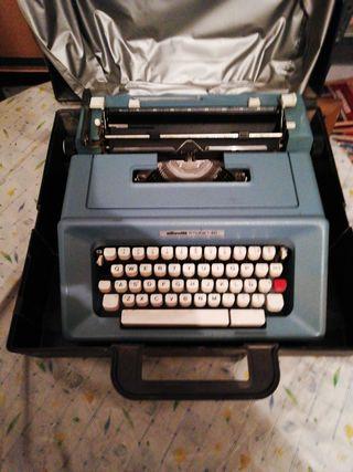 Máquina de escribir portatil