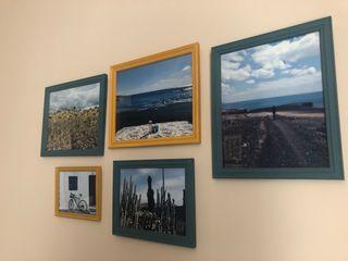 Set marcos de fotos