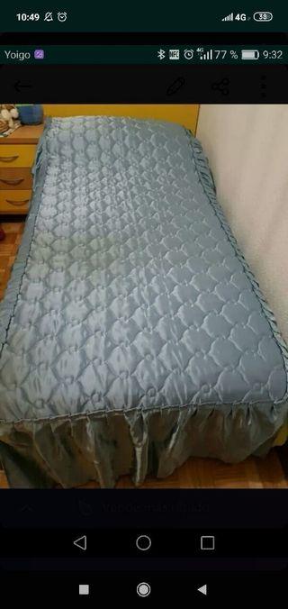 2 colchas para cama 80