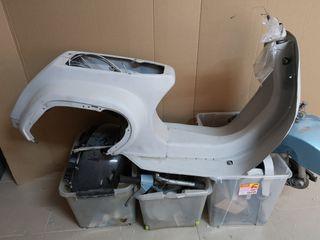 Chasis vespa Pk125XL 1989