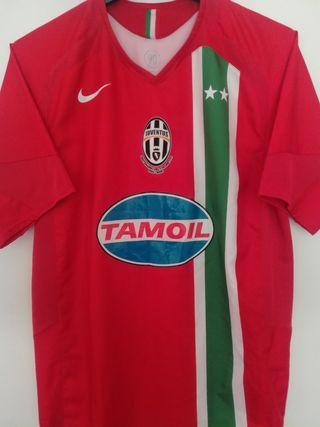 NIKE Juventus 2005-2006 Tamoil