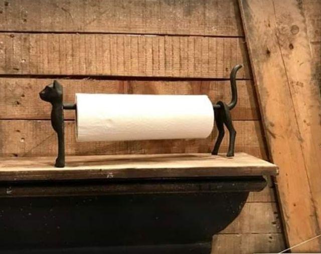 Dispensador papel de cocina