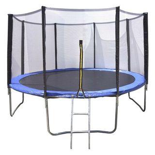 Cama elastica trampolin con red seguridad 305CM
