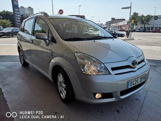 Toyota Corolla verso 7plazas