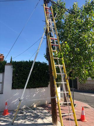 Instalador electricista antenista