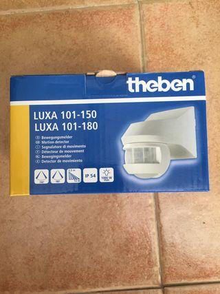 Detectores de presencia Theben
