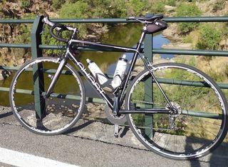 bicicleta de carretera Ghost Race 6000