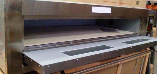 Horno 6 pizzas eléctrico 32 cm