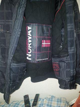 chaqueta geográfical