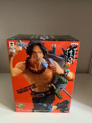 One Piece Figura Portgas D. Ace 13Cm Banpresto