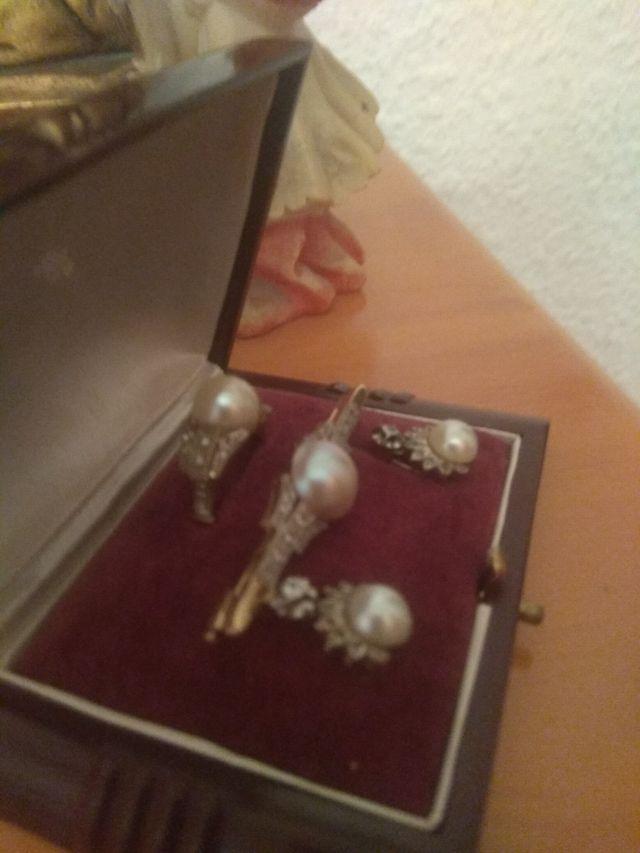 juego joyas antiguas