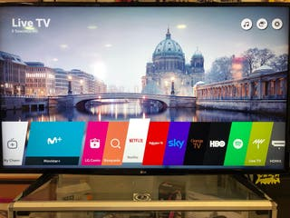 SMART TV LG 49 WIFI 4K CON GARANTÍA