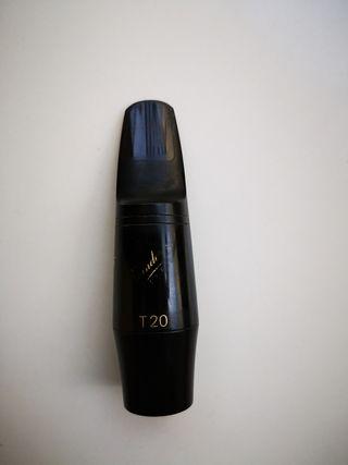 Boquilla saxo tenor Vandoren T20