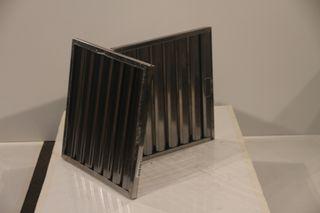Campana Eco con filtros 150x70x60 cm