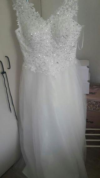 Vestido de novia por 100 euros