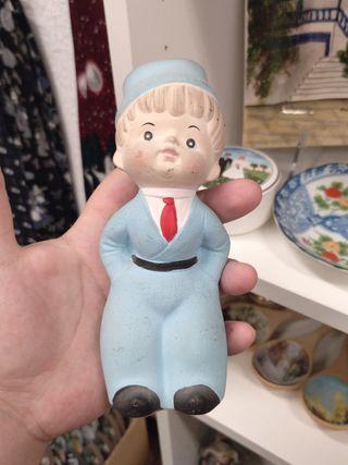 Figura de biscuit años 50