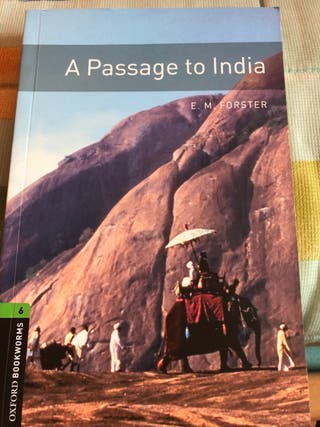 Libro lectura inglés: A PASSAGE TO INDIA
