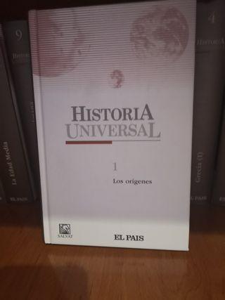 Libros-História Universal.